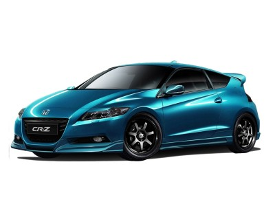 Honda CRZ Citrix Body Kit