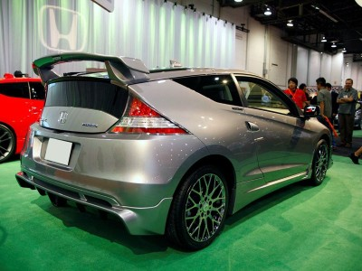 Honda CRZ Mugen-Look Rear Bumper Extension