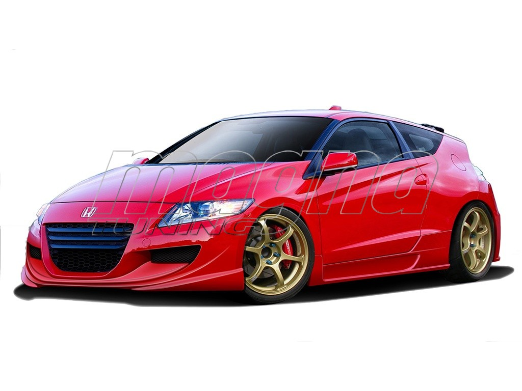 honda crz x tech body kit. Black Bedroom Furniture Sets. Home Design Ideas