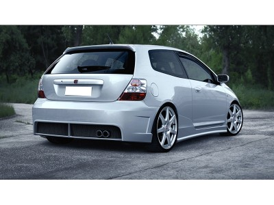 Honda Civic 01-05 Atex Rear Bumper