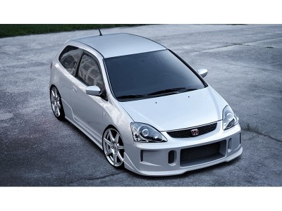 Honda Civic 01-05 Atex Side Skirts