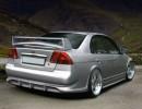 Honda Civic 01-05 Sedan A2 Rear Wing