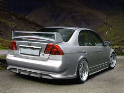 Honda Civic 01-05 Sedan A2 Rear Wing