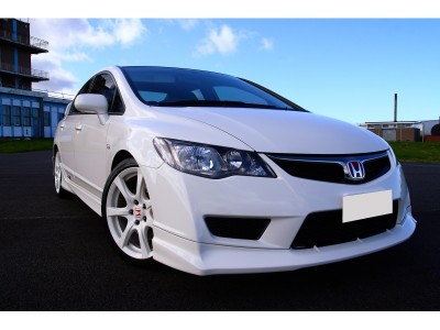 Honda Civic 09-12 Extensie Bara Fata Type-R-Look