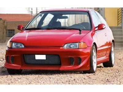 Honda Civic 92-95 Bara Fata J-Style