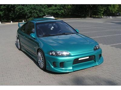 Honda Civic 92-95 Coupe J-Style Front Bumper
