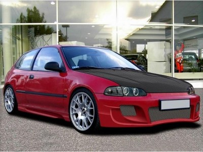 Honda Civic 92-96 Body Kit D-Line