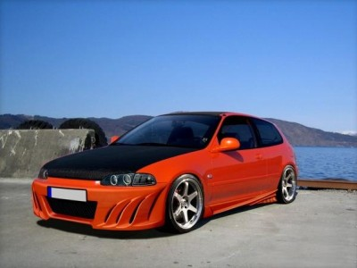 Honda Civic 92-96 Body Kit ST