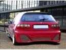 Honda Civic 92-96 D-Line Rear Bumper