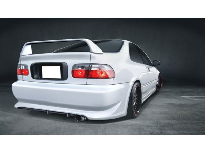 Honda Civic 92-96 SX Rear Wing