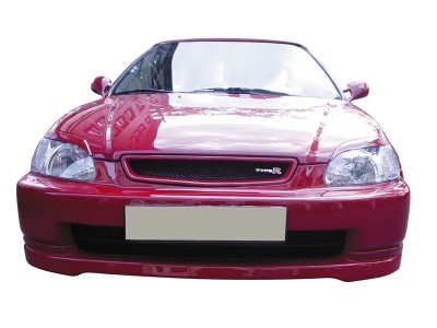 Honda Civic 92-96 Type-R-Look Front Bumper Extension