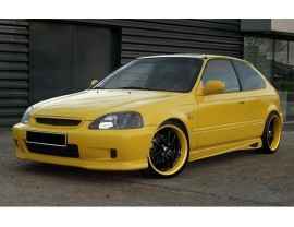 Honda Civic 96-00 AF Side Skirts