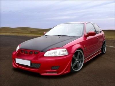 Honda Civic 96-00 Drone Side Skirts