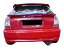 Honda Civic 96-00 Extensie Bara Spate Type-R Look