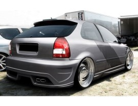 Honda Civic 96-00 M-Style Side Skirts