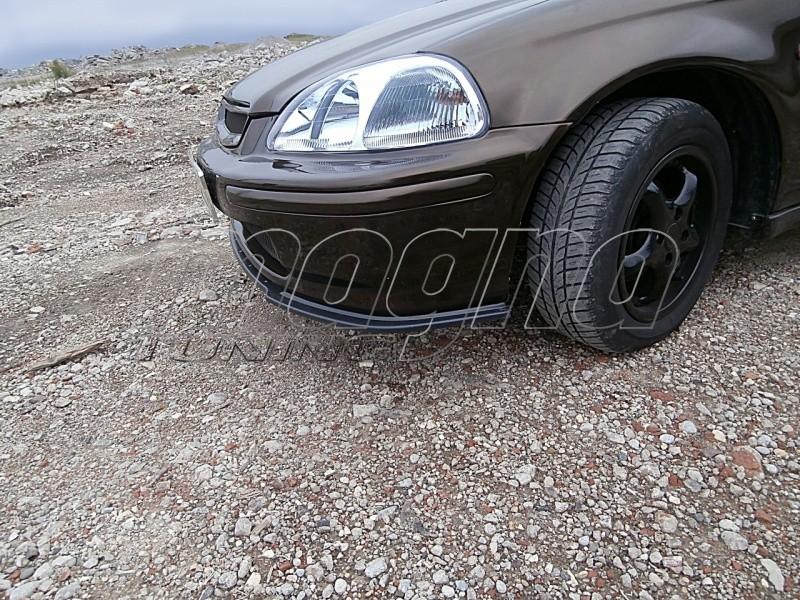 Honda Civic 96-00 MX Front Bumper Extension