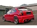 Honda Civic 96-00 PR Rear Bumper