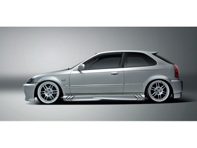 Honda Civic 96-00 Power Side Skirts