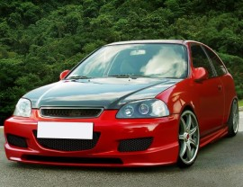 Honda Civic 96-00 RX8-Style Front Bumper