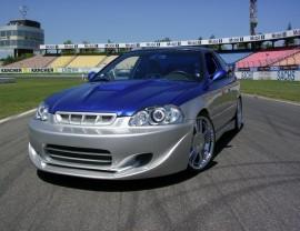 Honda Civic 96-00 S-Style Front Bumper