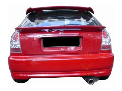 Honda Civic 96-00 Type-R Look Rear Bumper Extension