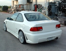 Honda Civic 96-01 Coupe Apex Rear Bumper