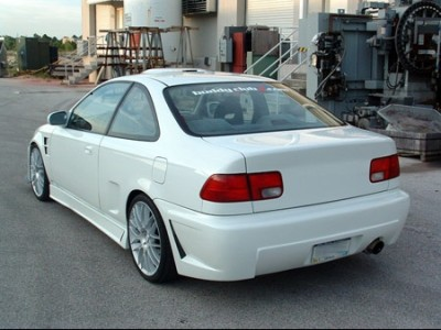 Honda Civic 96-01 Coupe Apex Rear Bumper