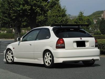 Honda Civic 96-01 Radical Heckansatz