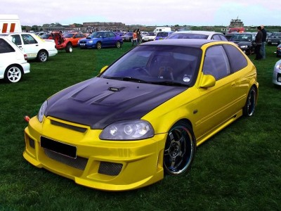 Honda Civic 96-98 Body Kit XS
