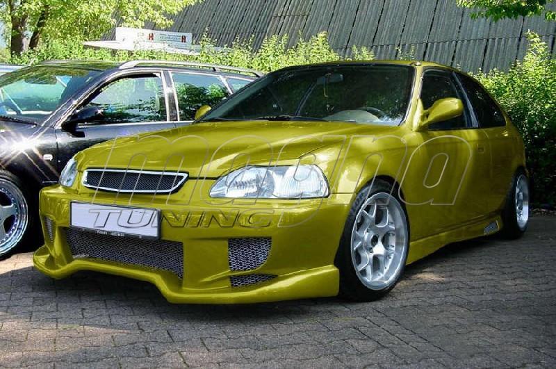 Honda Civic 96-98 T-Rex Front Bumper