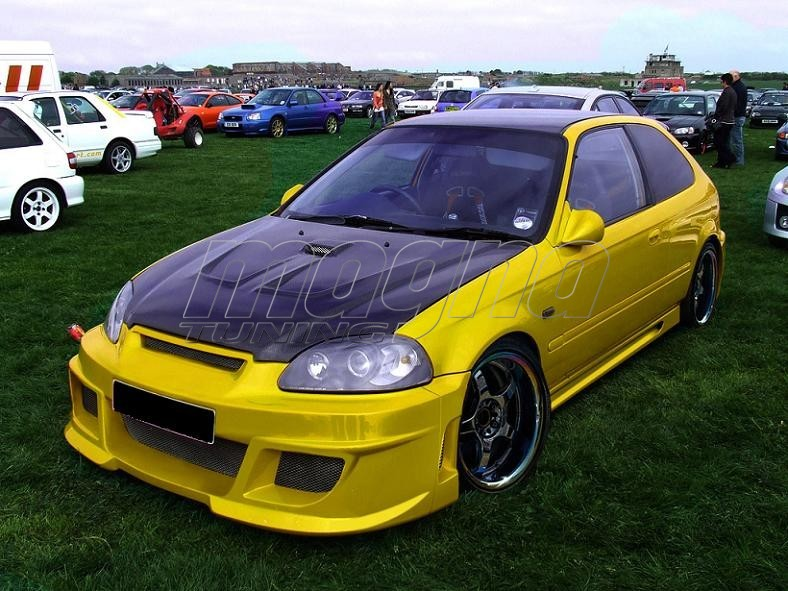 Honda Civic 96 98 Xs Body Kit