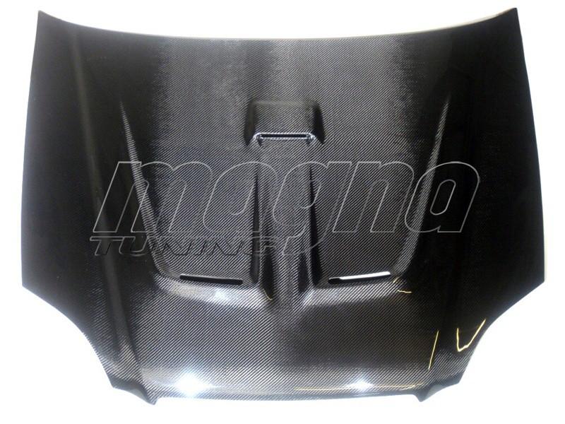 Honda Civic 96-99 Mugen-Look Carbon Fiber Hood