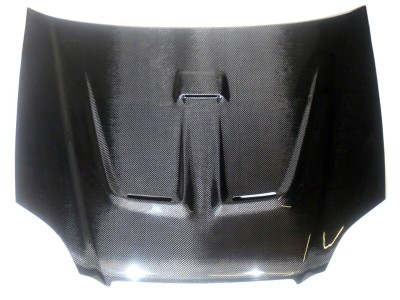 Honda Civic 96-99 Mugen-Look Carbon Fiber Hood
