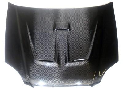 Honda Civic 96-99 Mugen-Look Carbon Motorhaube
