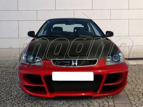 Honda Civic 96-99 Vortex Front Bumper