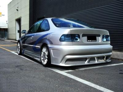 Honda Civic Coupe Bara Spate Oldstyle