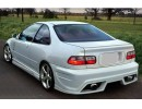 Honda Civic Coupe Imperial Rear Bumper