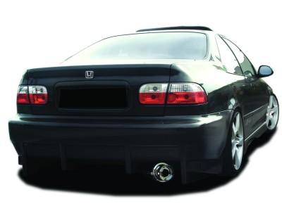 Honda Civic Coupe K2 Rear Bumper