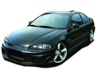 Honda Civic Coupe K2 Seitenschwellern