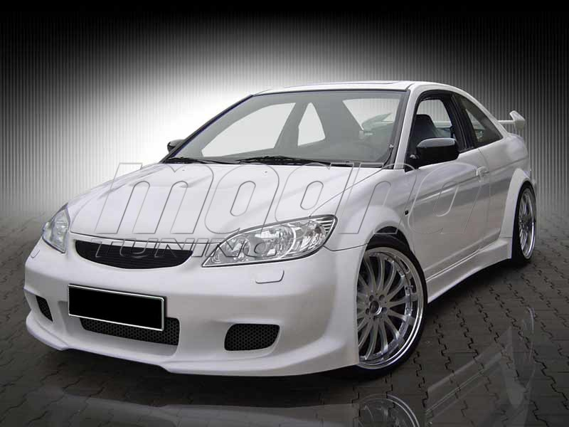 honda civic em2 exclusive wide body kit. Black Bedroom Furniture Sets. Home Design Ideas