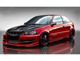 Honda Civic Facelift A-Style Front Bumper