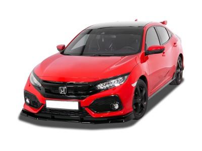 Honda Civic MK10 Extensie Bara Fata Verus-X
