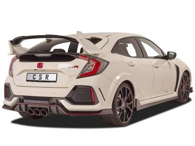 Honda Civic MK10 Type-R Crono Rear Wing Extension