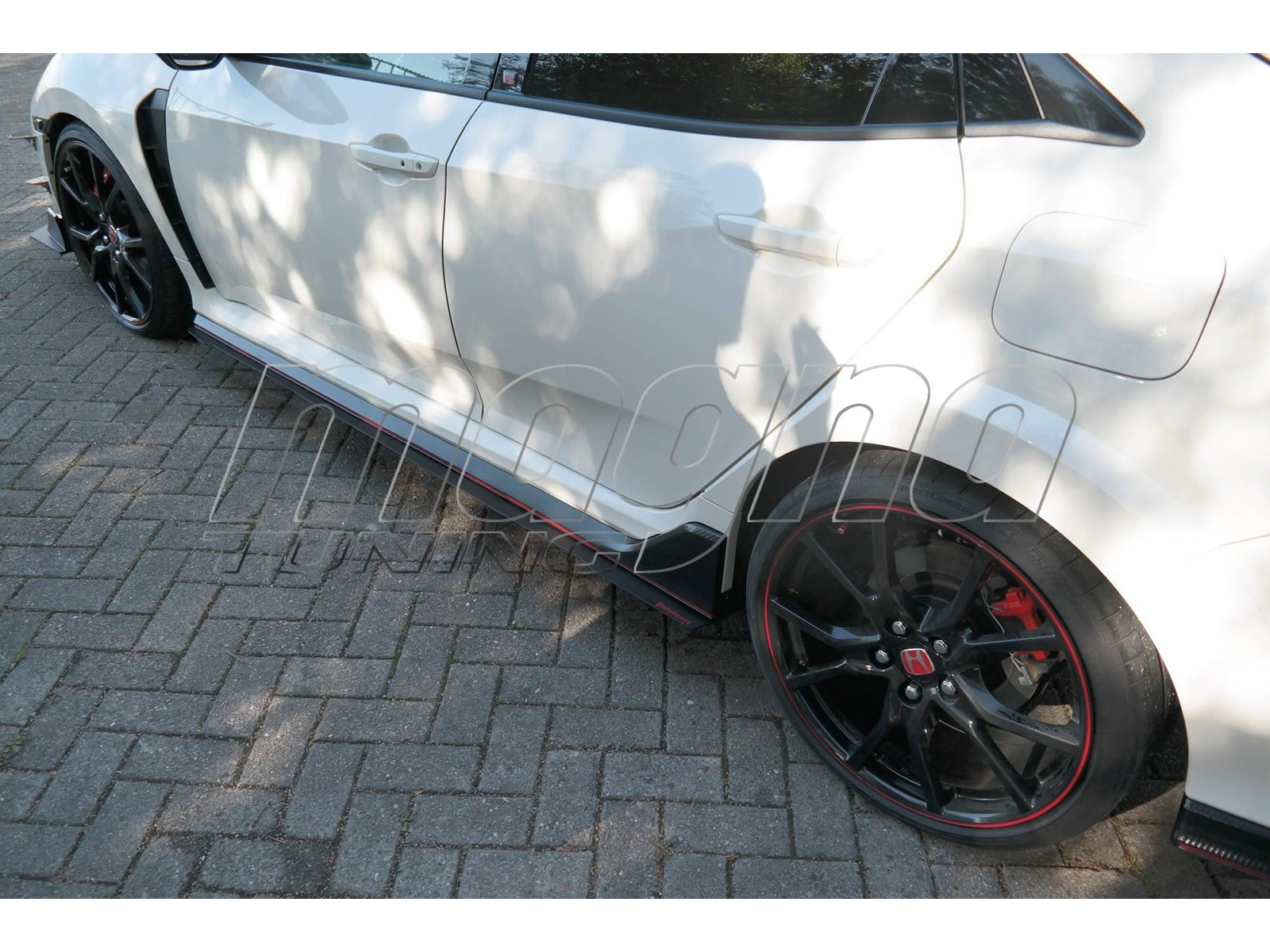 Honda Civic MK10 Type-R MX Side Skirt Extensions