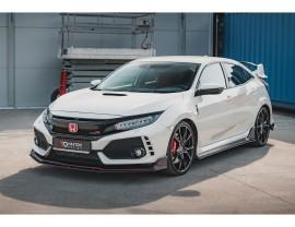 Honda Civic MK10 Type-R Master Front Bumper Extension