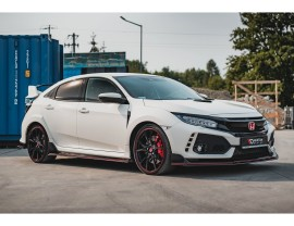 Honda Civic MK10 Type-R Master Side Skirt Extensions
