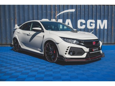 Honda Civic MK10 Type-R Matrix Body Kit
