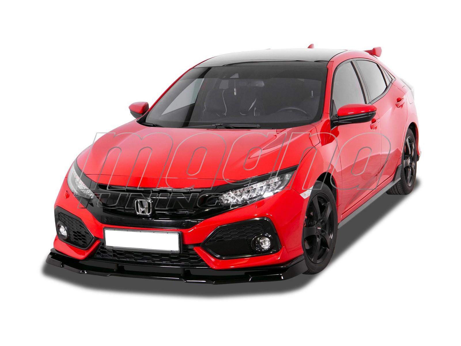 Honda Civic MK10 Verus-X Front Bumper Extension