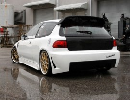 Honda Civic MK5 Apex Rear Bumper