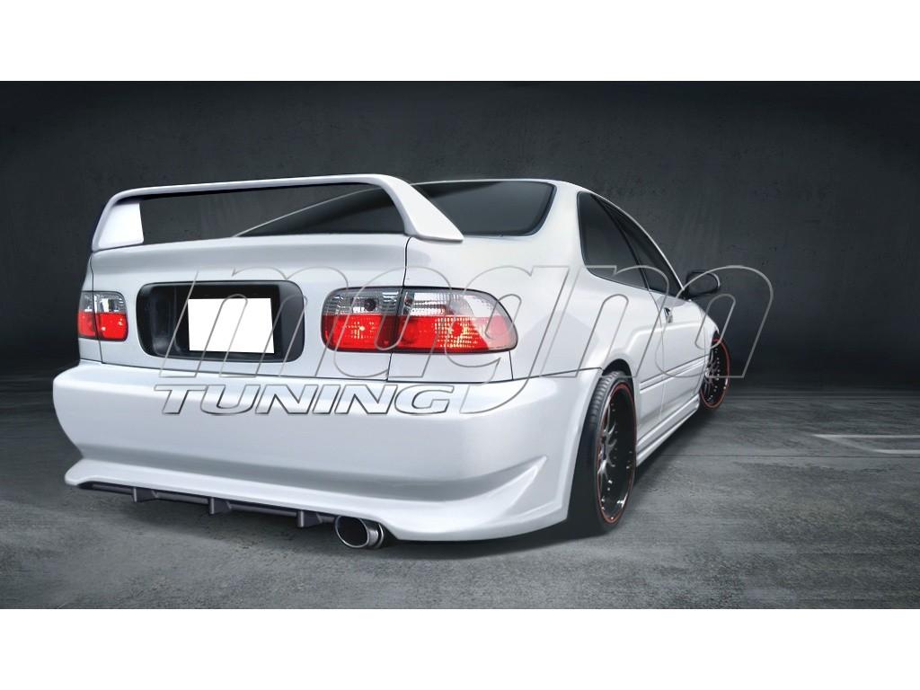 Honda Civic MK5 Coupe SX Body Kit